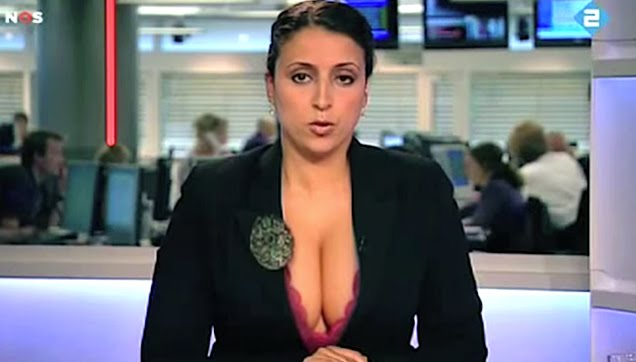 News bloopers collections
