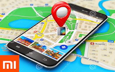 Mencari Lokasi Xiaomi yang Hilang