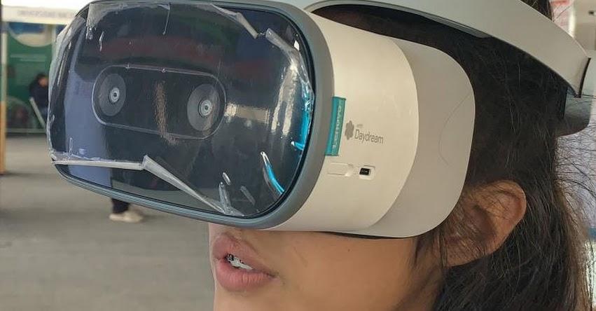 Premian escolares de Arequipa por proyecto de realidad virtual para mejorar aprendizaje