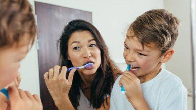 Inilah 2 Waktu Dan Kebiasaan Yang Salah Dalam Menyikat Gigi