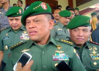 Anggotanya Di Blacklist Panglima TNI Melakukan Protes dan kecam Tindakan Imigrasi Singapura : Imigrasi Singapura Tak Beretika - Commando