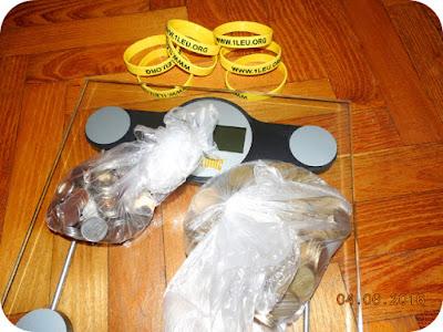 1,2 kg monede