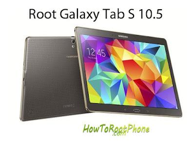 Root Galaxy Tab S 10.5 on Marshmallow