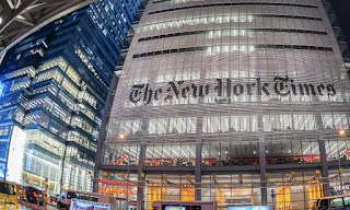 New York Times screwed up a climate change story – – and now they won't apologize