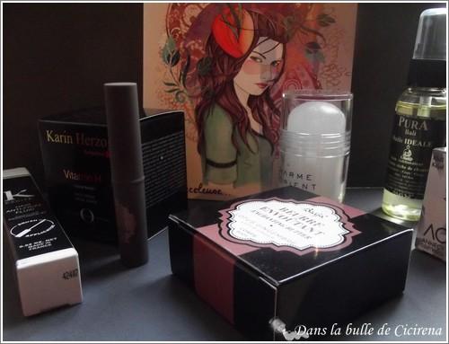 Ma Boîte à Beauté, L'ensorceleuse, revue