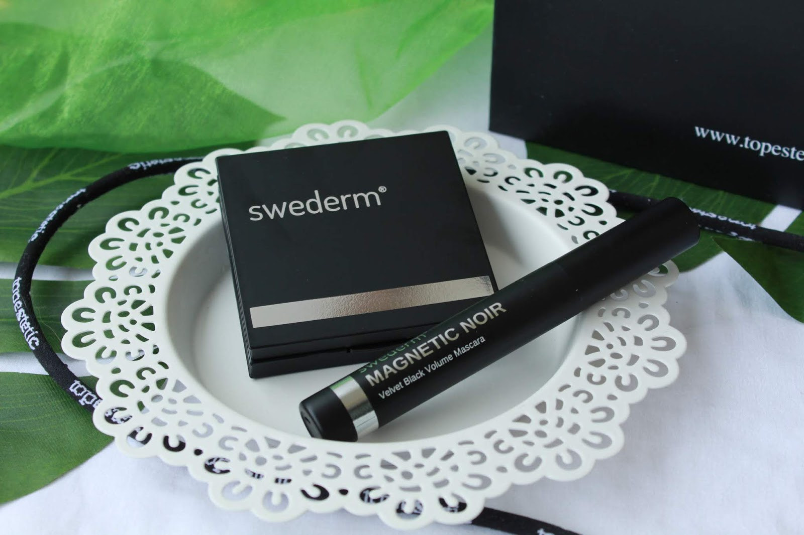 Magnetic Noir Mascara & Perfectly Matte - SWEDERM