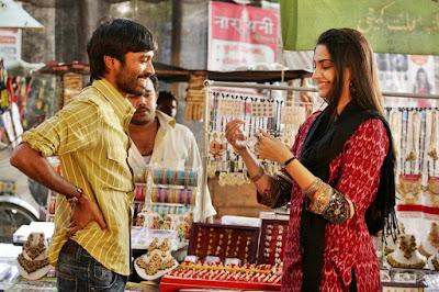 Dhanush And Sonam - Ranjhanaa