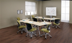 Connectable Office Tables