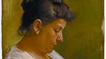 Picasso´s mother Portrait - Malaga Trips