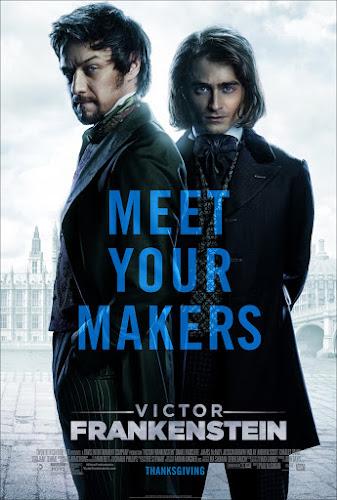 ตัวอย่างหนังใหม่ : Victor Frankenstein (ซับไทย) poster