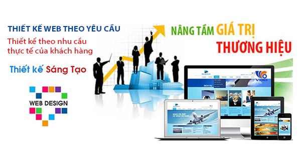 Thiết kế web tại Quảng Trị giá chỉ 2 triệu đồng