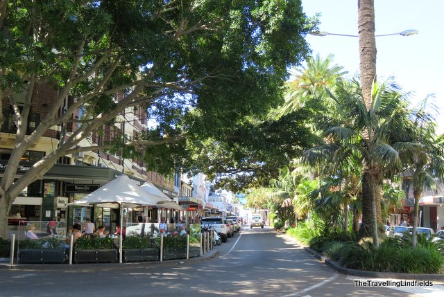 The Corso, Manly