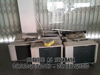 Service outdoor AC Sidoarjo