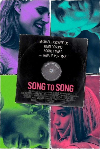 Film Song to Song 2017 Bioskop