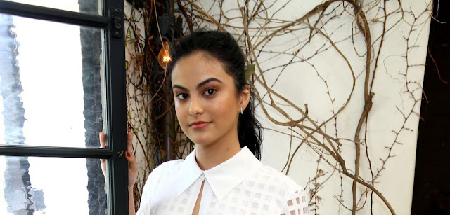 Camila Mendes for W Magazines It Girls With Dior In Los Angeles