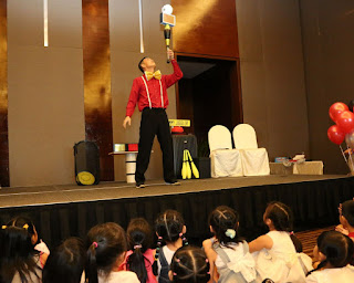 Birthday Party Juggling Show Singapore