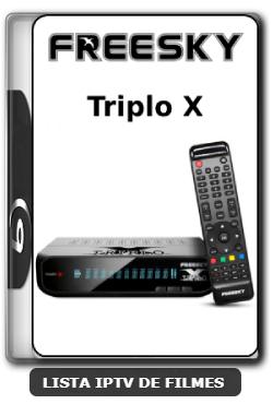 Freesky Triplo X Nova Atualização Melhorias no SKS 61w, 63w, 67w e 75w V1.09.21851 - 03-06-2020