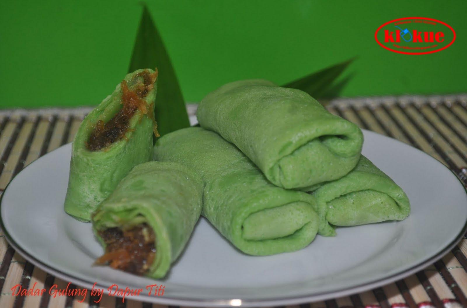 Klikue Balikpapan Cakes And Puddings Online Shop Dadar Gulung