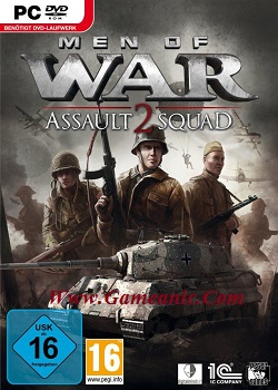 Men of War Assault Squad 2 Game Cover