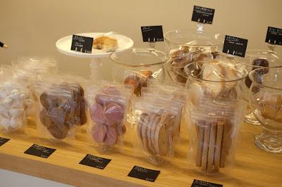 東京・代々木八幡のケーキ、カフェ Afterhours 焼き菓子