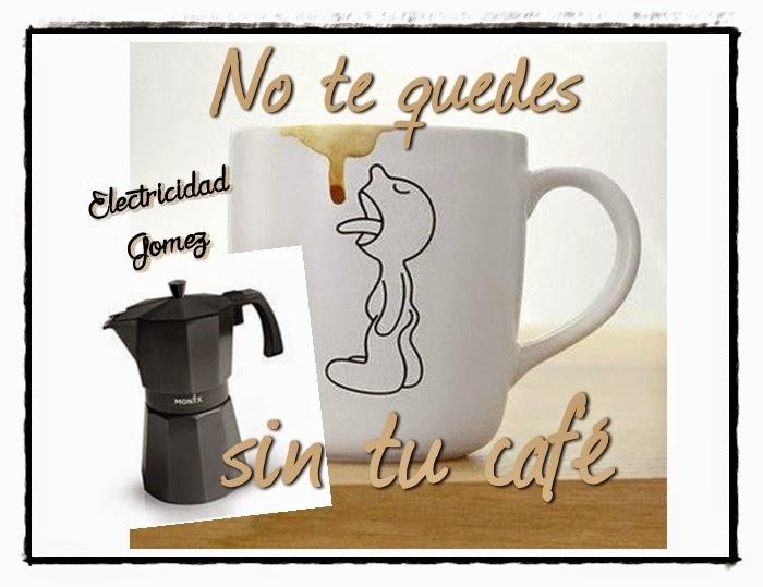 Cafetera de 3 tazas negra