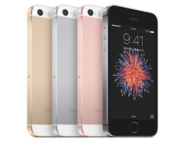 Spesifikasi Harga HP iPhone SE
