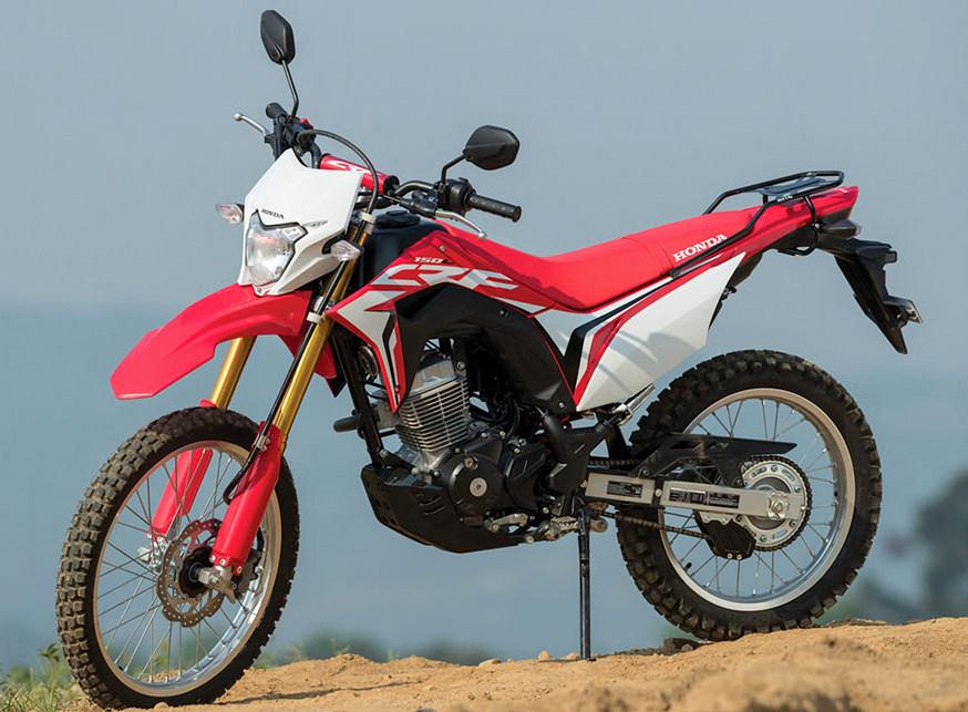 AHM resmi rilis All New Honda CRF150L penantang KLX 150, harga mulai 30 Jutaan !