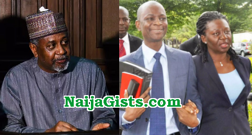 dasuki 40million jonathan cousin
