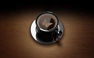 Secangkir-Kopi-3D-Background-Wallpaper-for-Desktop
