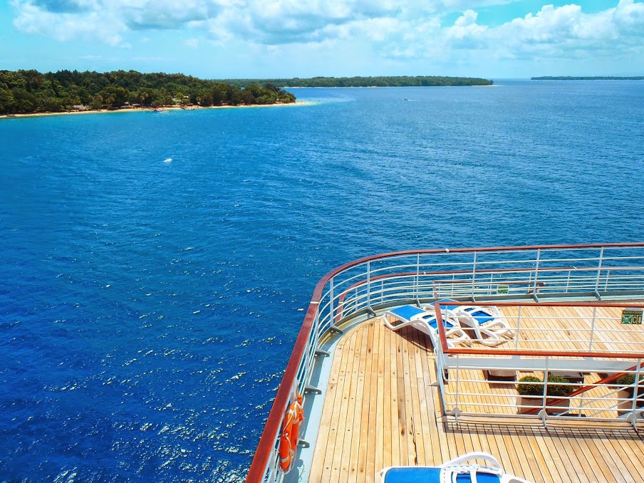 South Pacific Islands Cruise