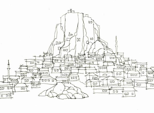 James Richards Sketchbook: May 2012