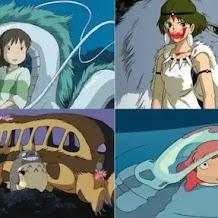 Pernahkah Anda menonton film Ghibli?