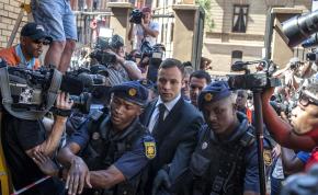 Oscar Pistorius Taken to Prison