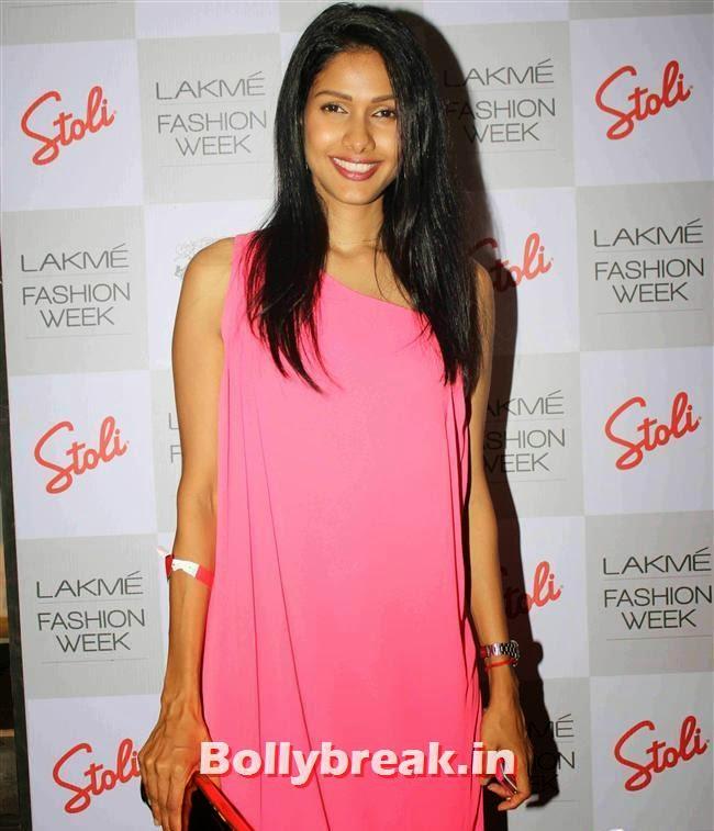 Nethra Raghuraman, Lakme Fashion Week 2014 After Party Pics