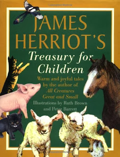 Poppin's Book Nook #9 - Clothespin Animals and James Herriot