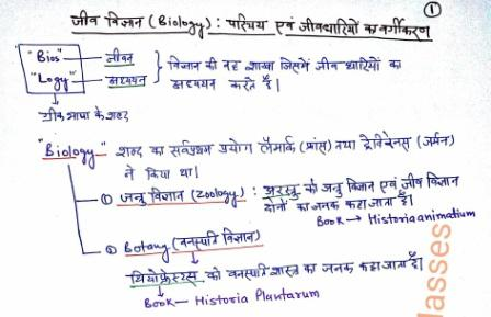 General Science Hand Written Notes in Hindi PDF Download - NotesPDF
