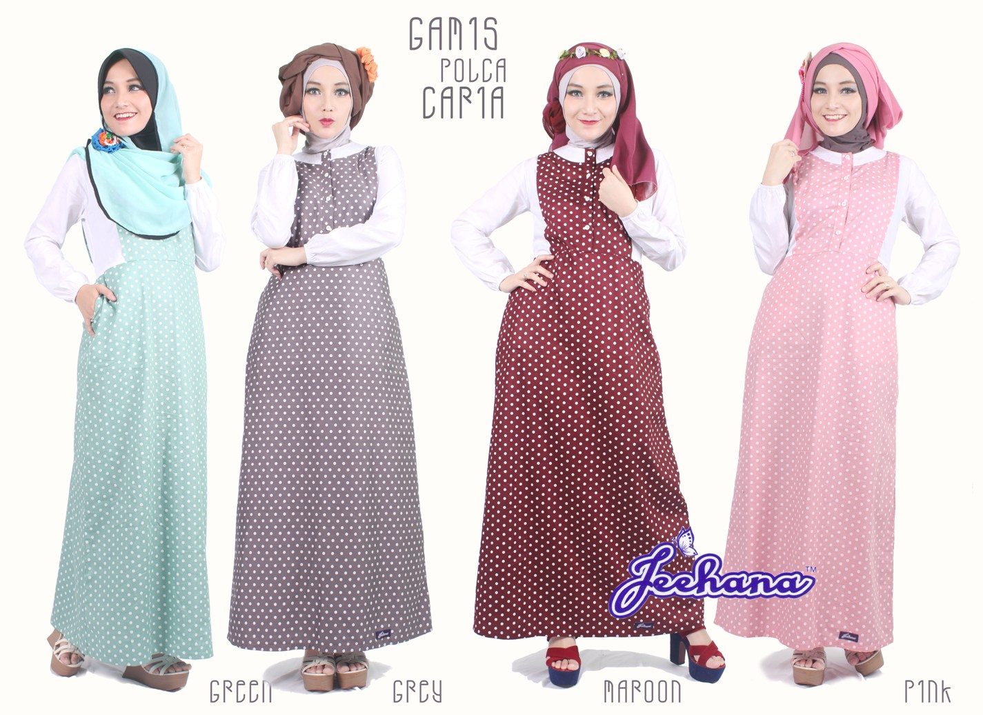 Koleksi Busana Muslimah Baju Couple Muslim Maret 2016