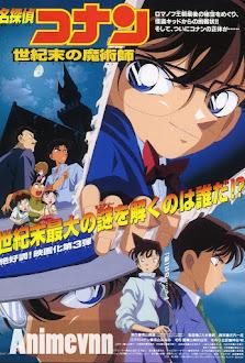 Detective Conan The Movie 2: Mục Tiêu Thứ 14 - Detective Conan Movie 02: The Fourteenth Target 1998 Poster