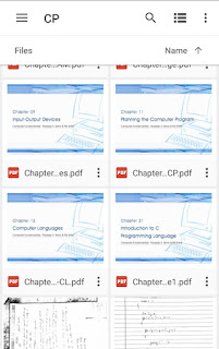 CP - Computer Programming book and Notes pdf | For UD 1st Year