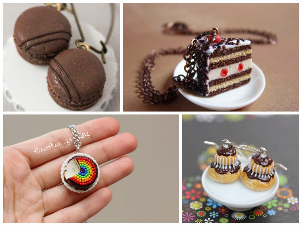 PetitPlat Miniatures, Holidays Gift Guide, Christmas 2014 - Gifts for the Sweet Tooth