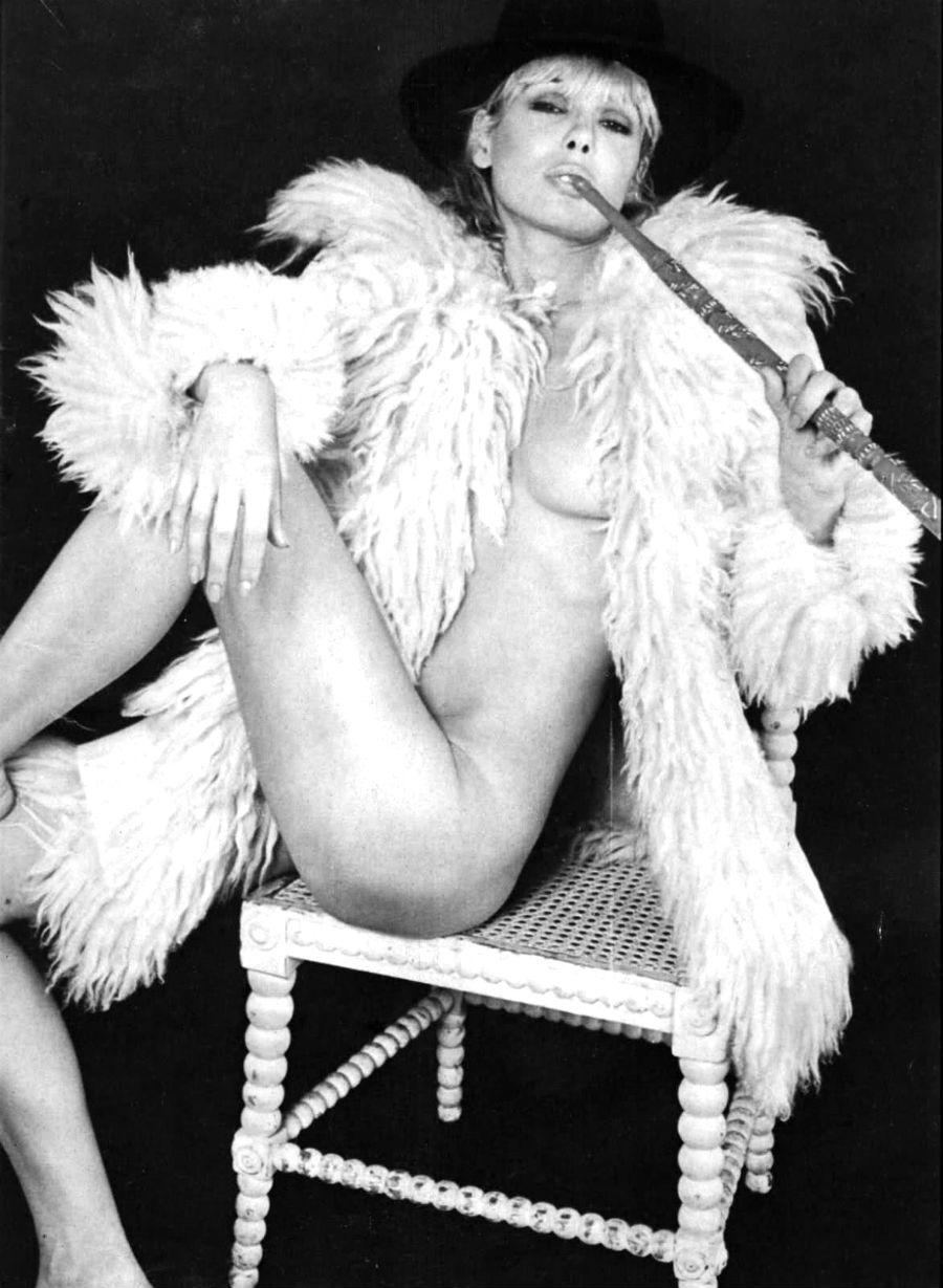 Anita pallenberg naked