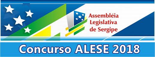 Concurso Alese - Assembleia Legislativa SE 2018: