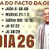 Episódio #26 A HORA DO PACTO DA ORAÇÃO Campanha Com Pastor Izaias IPDA
