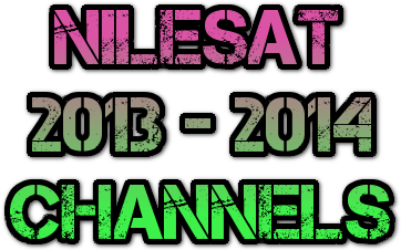 Nilesat Frequency 2013 2014