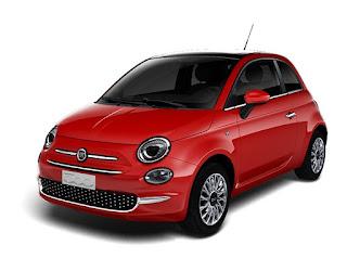 Sconto Amazon su Fiat 500 e Panda