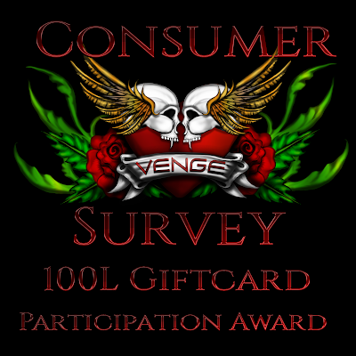 VENGE Consumer Survey!