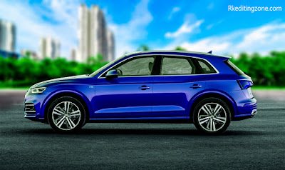 Car background for photoshop