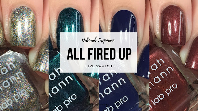 Deborah Lippmann All Fired Up