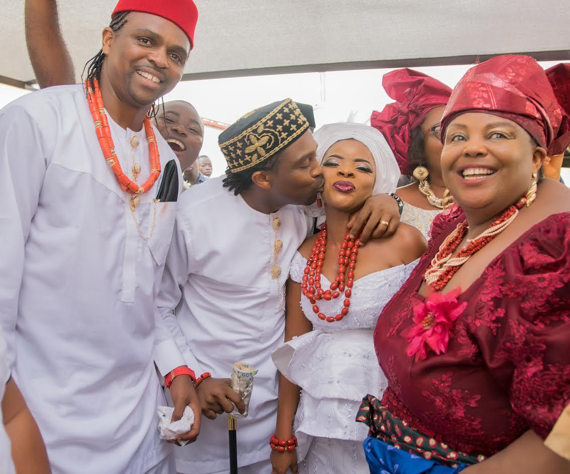 Laura Ikeji's Traditional Wedding Today
