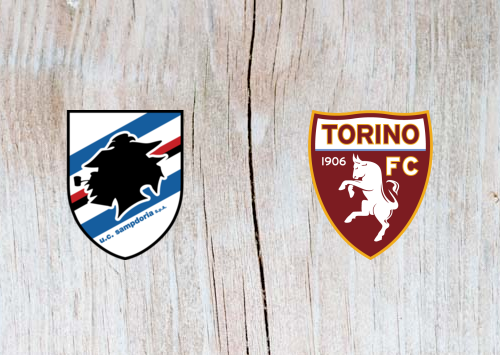 Sampdoria vs Torino - Highlights 04 November 2018